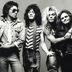 "Van Halen. Let's hear it for 1984: Top Jimmy, Hot for Teacher, Drop Dead Legs, Jump, Panama... those were some darn good tunes. And of course, earlier Van Halen wasn't too shabby either. Can I get a ""Heck Yeah!"" for Ice Cream Man?"