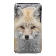 Red Fox Barely There iPod Covers