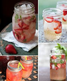 Modern Country Designs: Strawberry Country Party