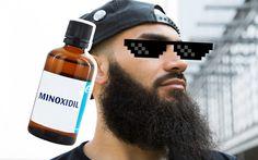 Faut-il utiliser du Minoxidil pour faire pousser sa barbe?