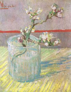 Vincent van Gogh, Mandorlo