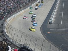 Kenseth leads the pack