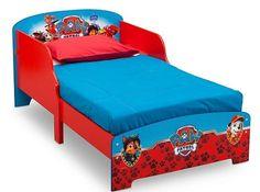 CAMA PAW PATROL - BB86921PW, IndalChess Tienda de coches para niños