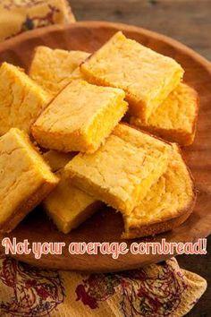 Paula Deen's infamous corn bread recipe