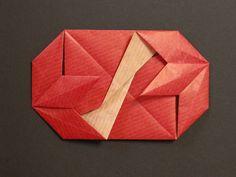 Double Fleur-de-Lys envelope | Flickr - Photo Sharing!