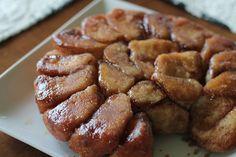 Quick and Easy Cinnamon Sugar Pull Apart Rolls-- Mrs. Schwartz's Kitchen