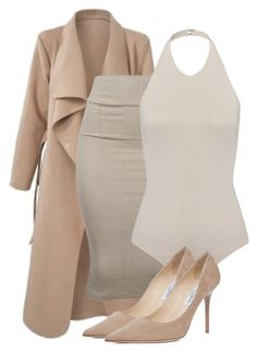 """""""Untitled #2981"""" by xirix ❤ liked on Polyvore featuring мода и Jimmy Choo"""