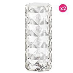 Battery Lights, Modern Outdoor Furniture, White Lead, Led, Modern Lighting, Glass Vase, Bulb, Indoor, Marquis
