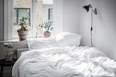Dit Zweedse zwart-wit interieur heeft geen kleur nodig - Roomed