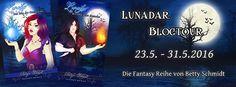 Bettys Welt: Lunadar Blogtour Tag 1