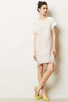 Devore High-Low Shift #anthropologie #anthrofave