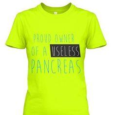 type one diabetes shirts