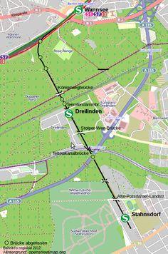 BahnInfo - Die Friedhofsbahn (Wannsee - Stahnsdorf)