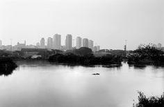 Vista do Rio Tietê em direção à Freguesia do Ó