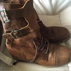 All Saints Shoes - All Saints Damisi boots.