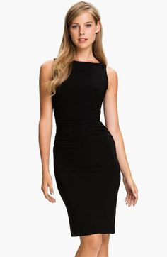 KAMALIKULTURE Shirred Sleeveless Dress available at #Nordstrom