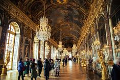 Hall Of Mirrors, Paris Paris, Versailles, Barcelona Cathedral, Royalty, To Go, France, Travel, Voyage