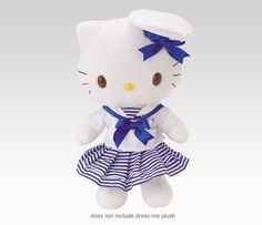 5494afcaa Hello Kitty Sailor Outfit: Dress-Me Hello Kitty Rooms, Hello Kitty Dress,