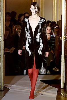 Alexandre Matthieu Fall 2001 Ready-to-Wear - Collection - Gallery - Style.com