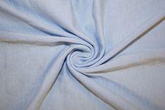 Sky Blue Viscose Jersey Knit Fabric 95% Rayon 5% Spandex Lycra Stretch BTY