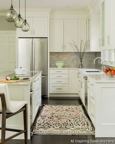 Small kitchens just need some clever design ideas to make them practical, very functional and stylish. If you are on a tight remodeling budget, have building restrictions, or own a condominium where…MoreMore #KitchenRemodeling #kitchenremodelingonabudgetsmall
