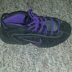 Penny Hardaway sneakers 8 .5/ 10 Only because the soles were taken out Nike Shoes Sneakers