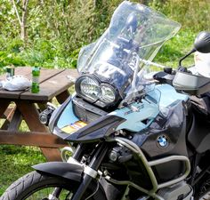 BMW R1200GS Adventure  m.y. 2012 gulf livery