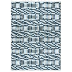 Zipcode™ Design Glendale Blue Indoor/Outdoor Area Rug
