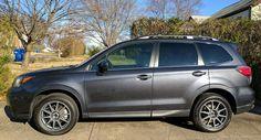 18 x 8 Method 501 wheels. 2016 Subaru Sti, Subaru Suv, Subaru Forester Lifted, Cars And Motorcycles, Vehicles, Badass, Light Bulb, Wheels, Fun