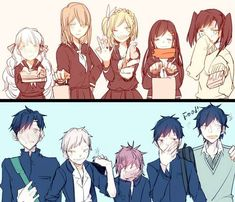 kagerou days / kagerou project