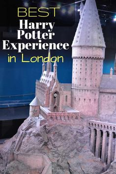 If you are a Harry Potter fan, you won't want to miss the BEST Harry Potter Experience in London