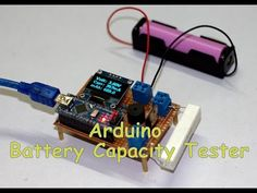 DIY Arduino Battery Capacity Tester - V1.0 : 12 Steps (with Pictures)