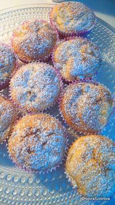 Helpot hedelmämuffinit #muffinit #muffinssit #hedelmämuffinit