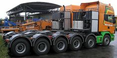 Scania 164G 6achsig v.d.Vlist (NL) (c) www.hadel.net