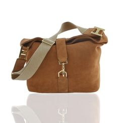 India Hicks Edwina Hobo, Saddle $440 www.indiahicks.com/rep/andrena