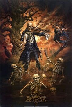 La tonada de la muerte arriba despierte del bello sueño eterno