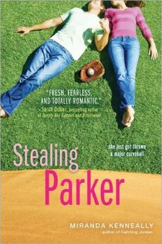 My 7th read of 2014. Started 01-17-2014, finished 01-18-2014. Stealing Parker. Great young adult novel. I loved the Harry Potter references lol
