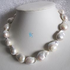 Creative Free Shipping Big 25*18mm White Genuine Freshwater Kasumi Pearl Pendant 925 Sterling Silver Jewelry & Accessories