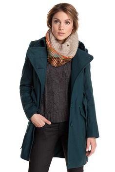 Manteau en laine mélangée  Esprit  169,95 €