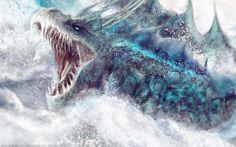 Dragões são criaturas misticas muito presentes em praticamente todo cenário de RPG, e os motivos disso são bem simples, dragões estão