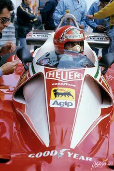 Lauda 1976 Spain Ferrari 312T2