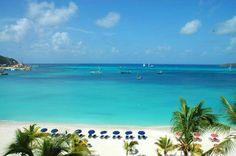 St. Maarten Honeymoon bound with my husband at last!