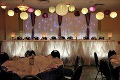 All decor provided by Aglow Bridal Lounge - www.AglowBridalLounge.com