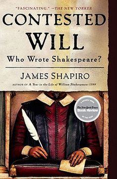 The Bard at 450 This engaging and fair history of the Shakespeare authorship debate examines the cases for Francis Bacon and Edward de Vere, the Earl of Oxford, as the true authors of the plays and provides a fascinating look at some of the most prominent anti-Stratfordians, including Sigmund Freud, Mark Twain, and Helen Keller.
