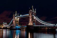 Night vision across London