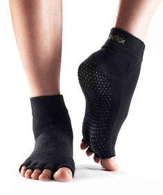 neon socquettes semelle antid/érapante grip sport yoga pilates