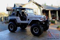 FJ 40 Toyota Cruiser, Toyota Fj40, Fj Cruiser, Best Off Road Vehicles, Jeep Cj7, Old Jeep, Land Rover, Classic Trucks, Cool Trucks