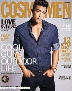 Daniel Henney - Cosmo Men Magazine September Issue 13