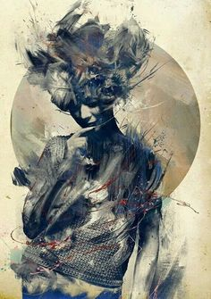 Digital Art by Russ Mills