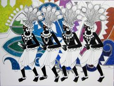 Laasya Art | Traditional and Contemporary Indian Art
